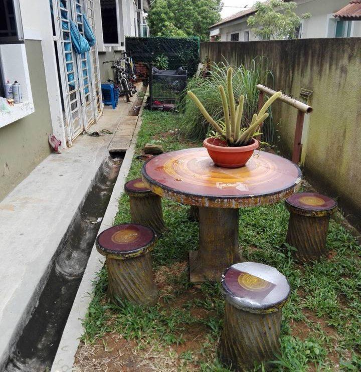 Semi D Kluster Taman Desa Idaman Durian Tunggal Zprop Team