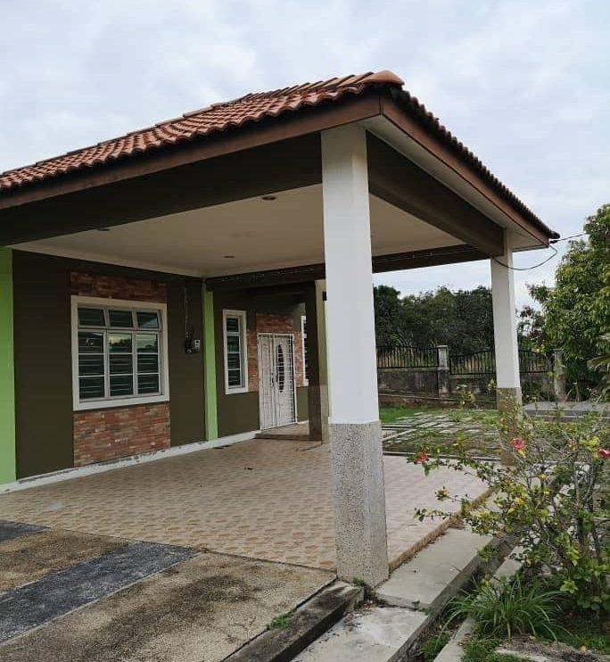 Banglo Setingkat Kampung Londang Masjid Tanah Zprop Team