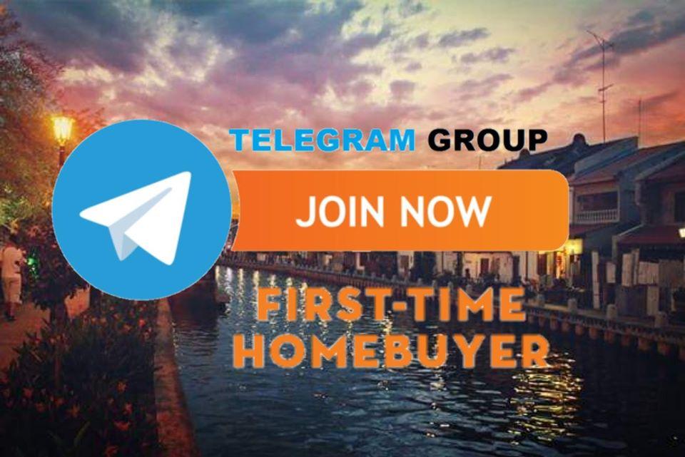 TELEGRAM GROUP BAGI PEMBELIAN HARTANAH DI MELAKA